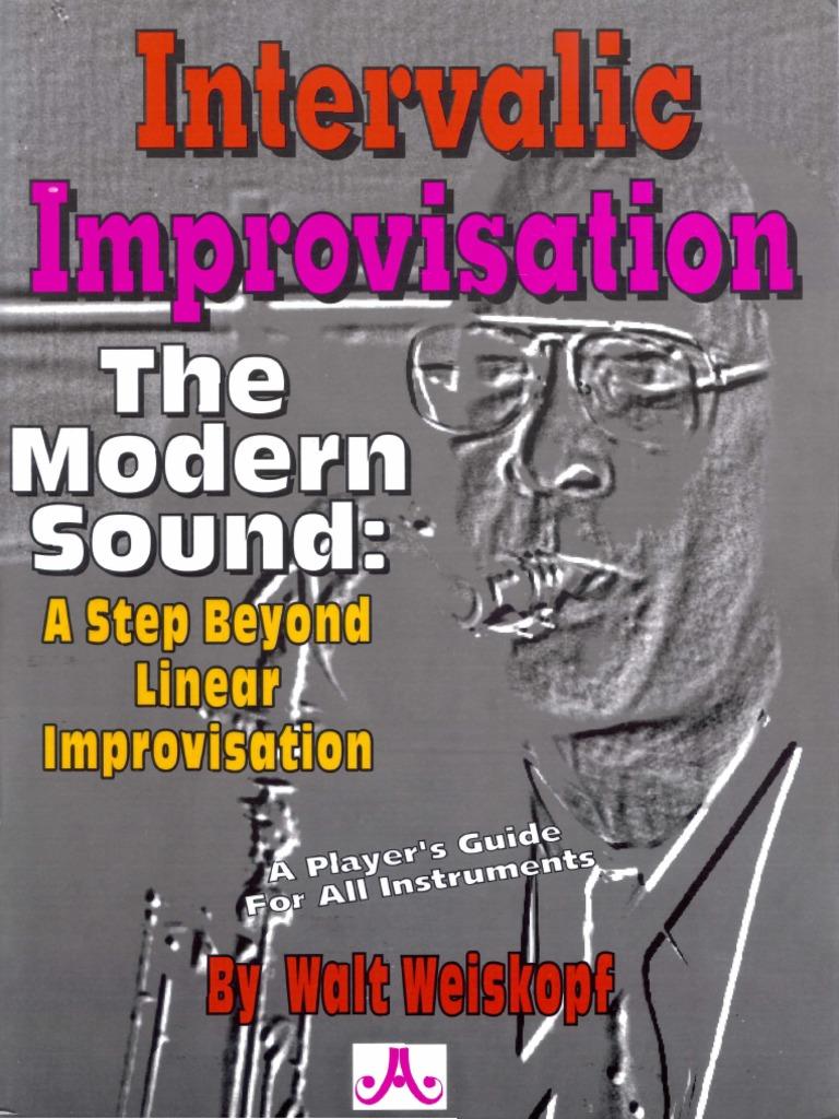 Walt Weiskopf - Intervalic Improvisation