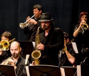 Abraham de Román Musikene Big Band