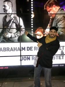 """Presentación """"SOÑAR"""" Abraham de Román Sextet"""