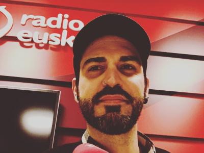 Abraham de Román en Radio Euskadi
